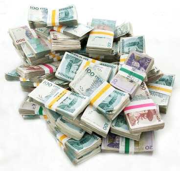hur mycket var pengar värda förr